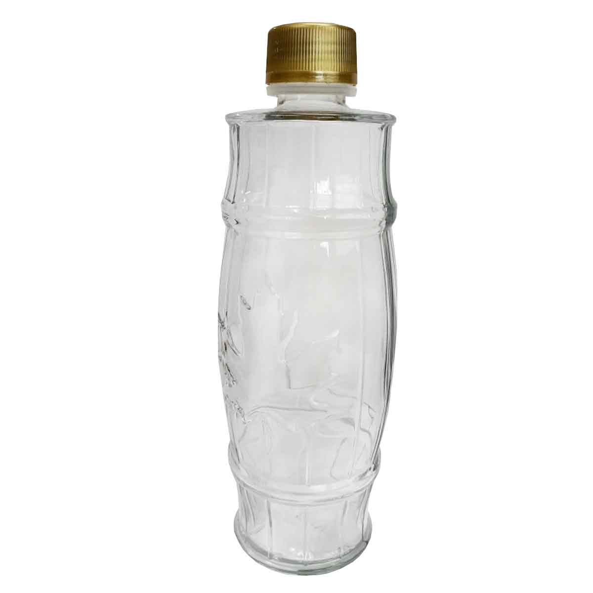 250 ml. Nu Can Tall Barrel Glass (8.45 oz.) 24 per case