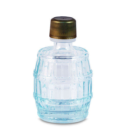 50 ml Barrel Glass with 18mm Cover (12/Case)