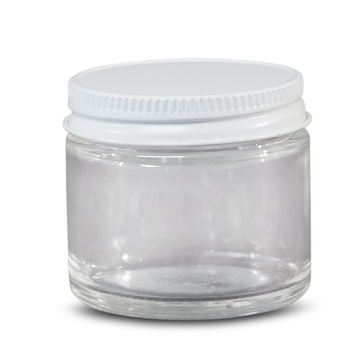 3 oz Round Cream Jar (24/case)