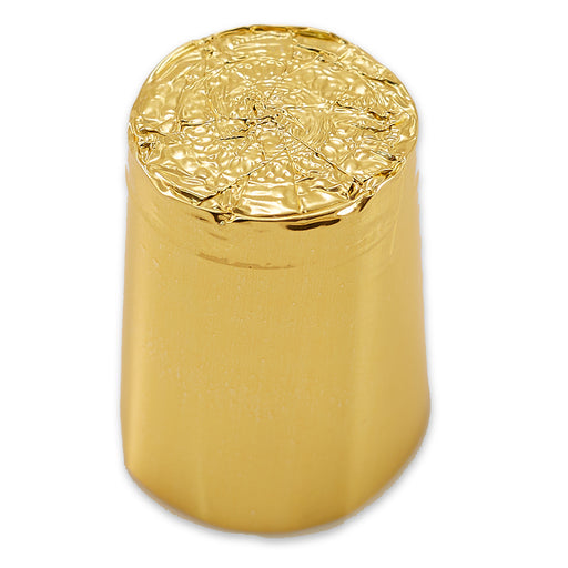Gold Capsule fits 31.5mm Covers (100/pack)