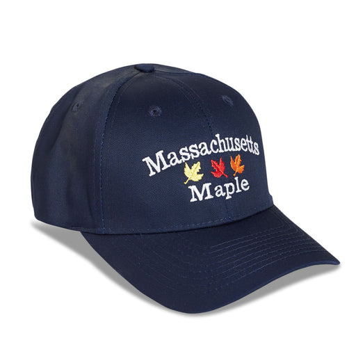 Massachusetts Maple Hat - 2 Colors