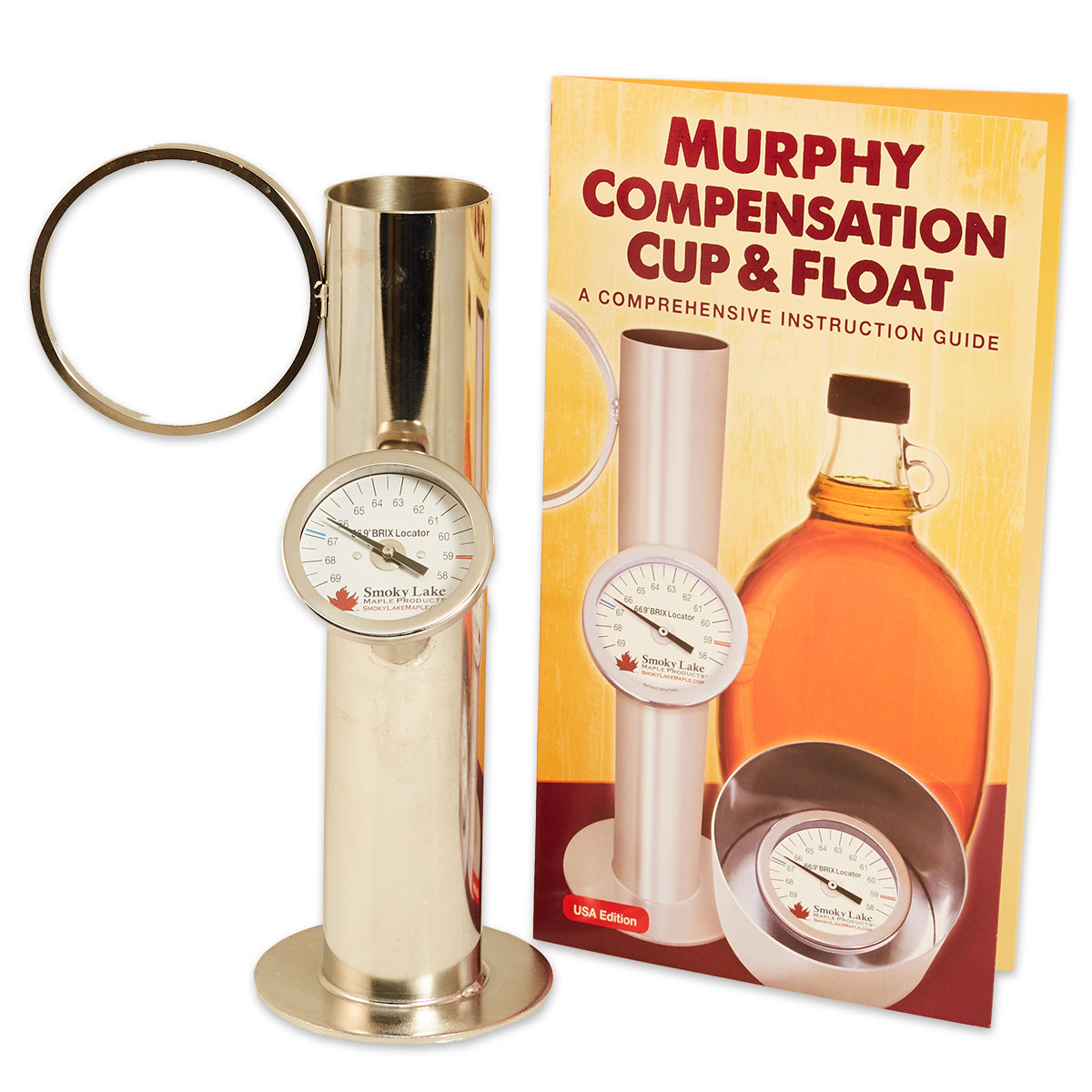 "9"" Murphy Compensation Cup"