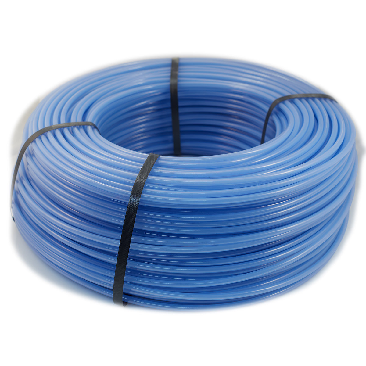 "CDL Semi Rigid 3/16"" Blue Tubing, 1000' Roll"