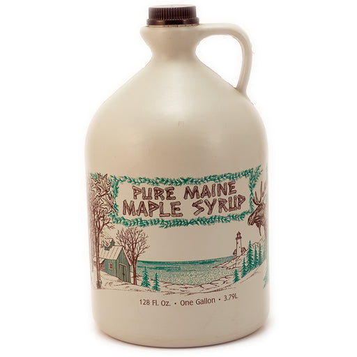 Maine Moose 2-Color Gallon Jug