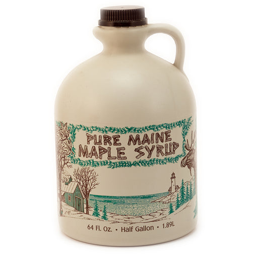 Maine Moose 2-Color 1/2 Gal Jug