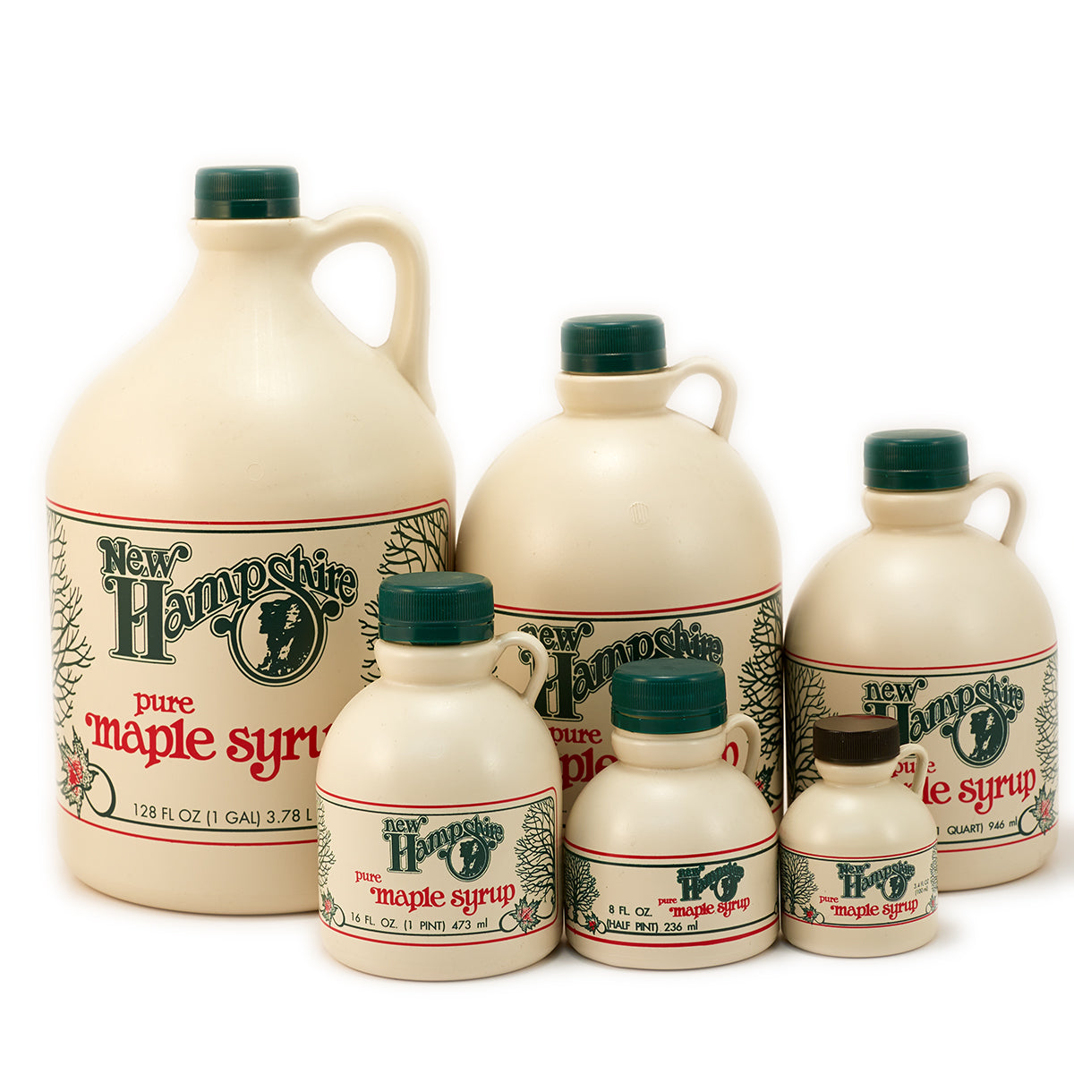NH Assoc. 2-Color Gallon Jug (24 Per Case)