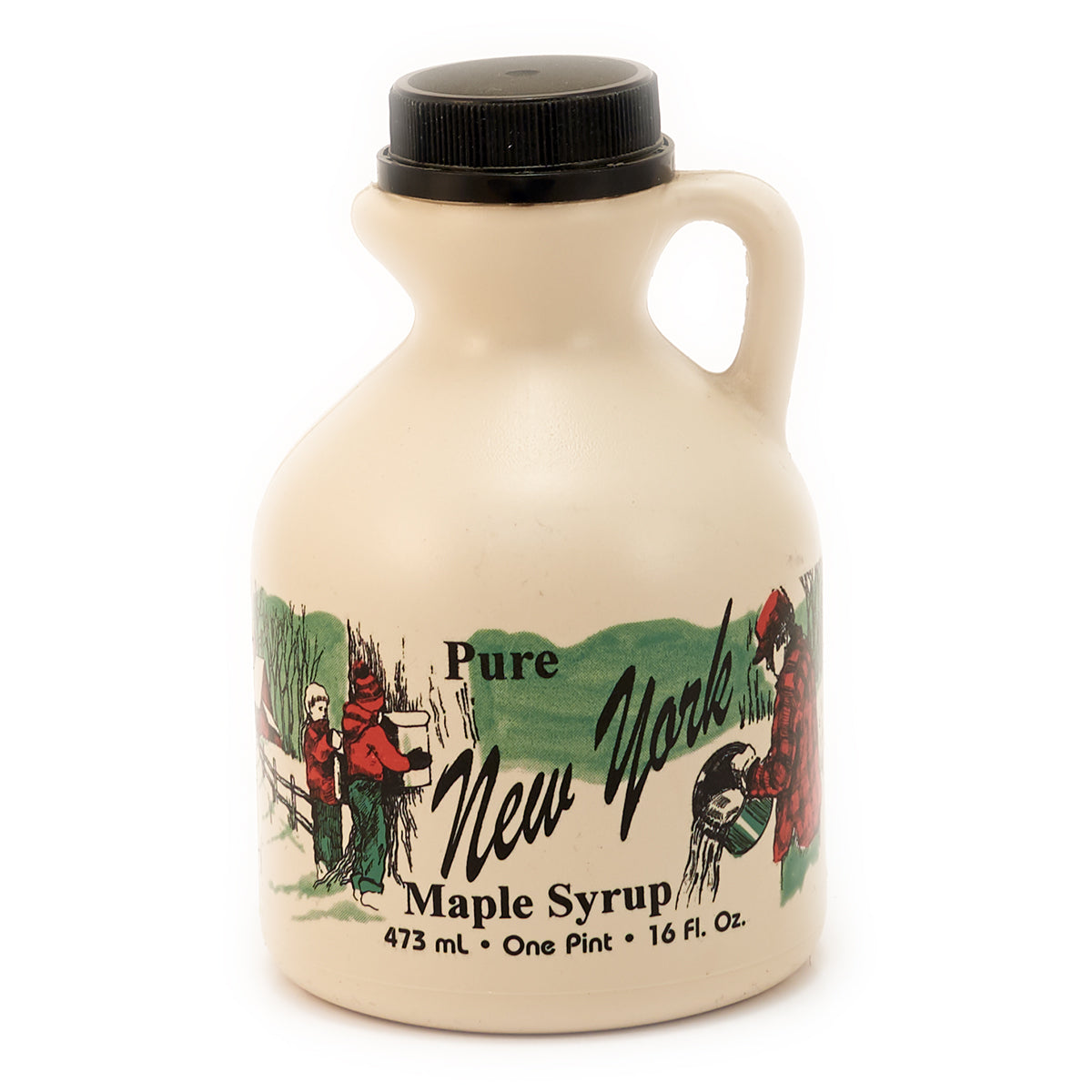 NY 3-Color Pint Jug