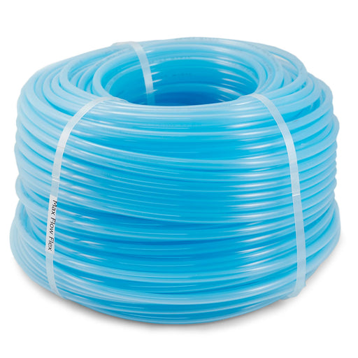 Leader Max Flow Flex Light Blue Tubing.