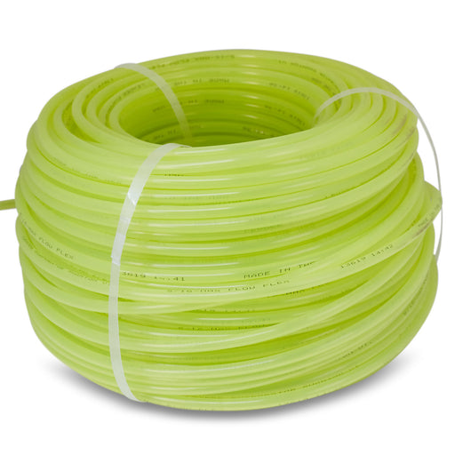 "5/16"" Leader Max Flow Flex Yellow Tubing (500' roll)"