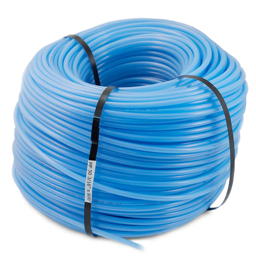 "LASRDB3168 - 3/16"" Leader Dark Blue Max Flow 50 Tubing (800' roll)."