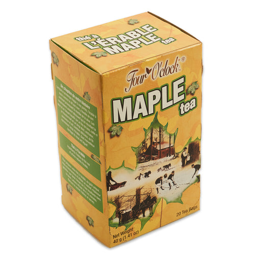 Maple Tea (regular) 20 Bags/Box