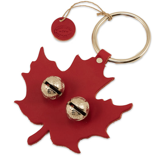 Maple Leaf Sleigh Bells