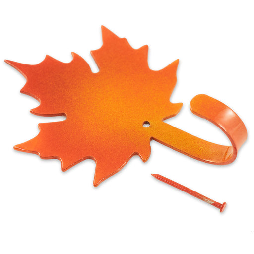 Small Maple Leaf w/Hook (metal)