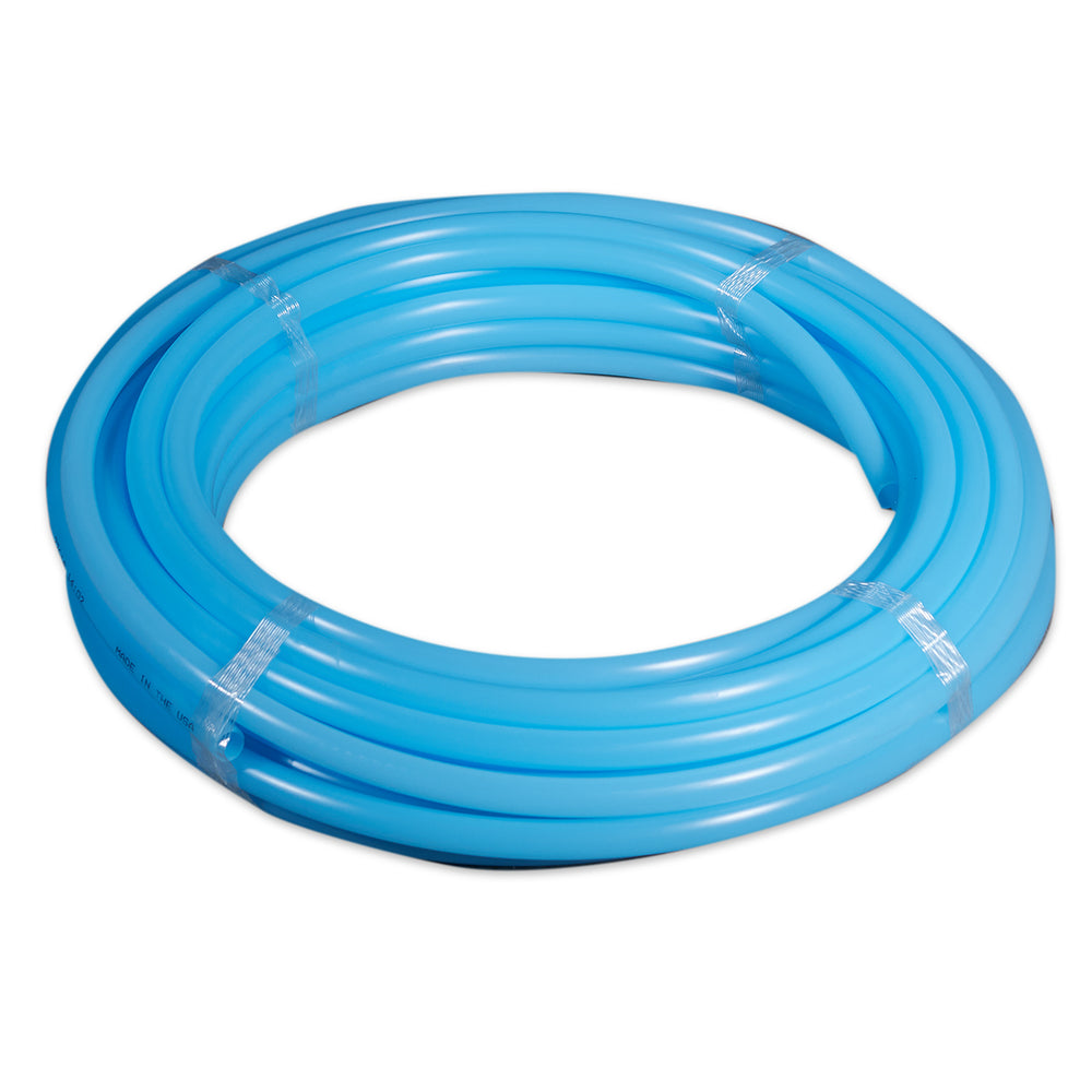 "1""x500' Roll of Leader Blue Mainline"