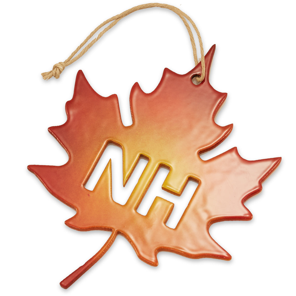 Maple Leaf Ornament NH