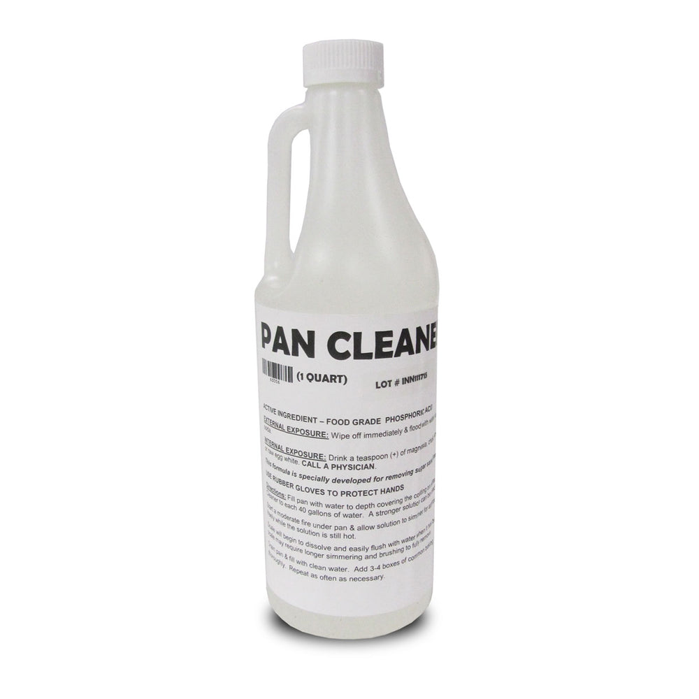 1 Quart Clear Liquid Leader Pan Cleaner Concentrated