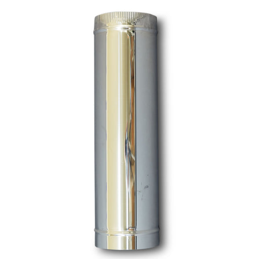 "10"" Stainless Smoke Stack (3' lengths)"