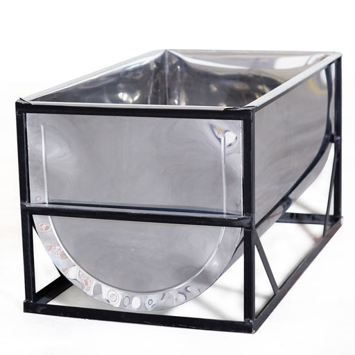 100 Gallon CDL Stainless Storage Tank (2'Wx4'Lx2'H)