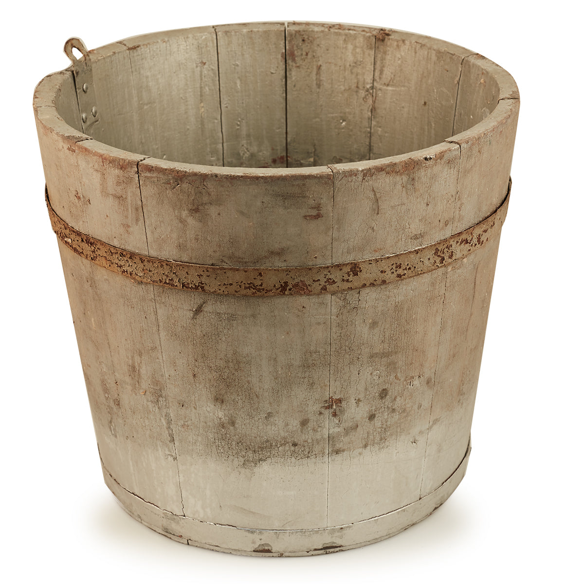 Used Wooden Bucket
