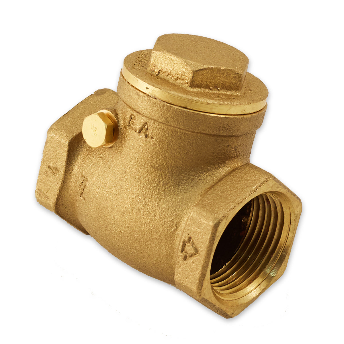 "1/2 "" Brass Check Valve w/Female Thread"
