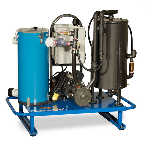 3/4 HP Electric Vacuum Pump w/Oil Flood System