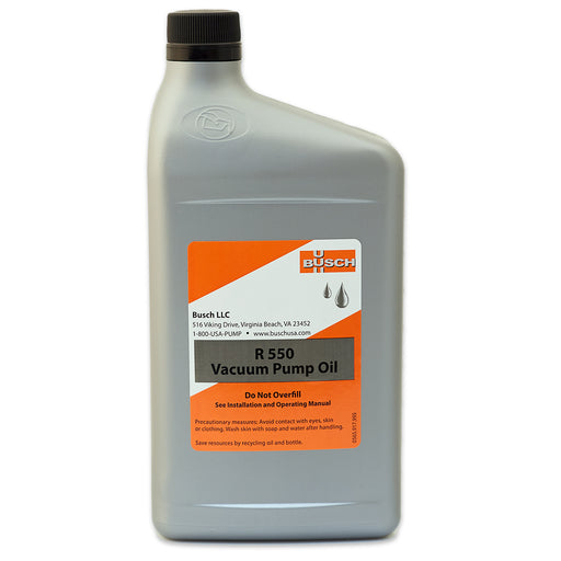 Quart of Busch R550 Gear Oil (for Busch vacuum pump)