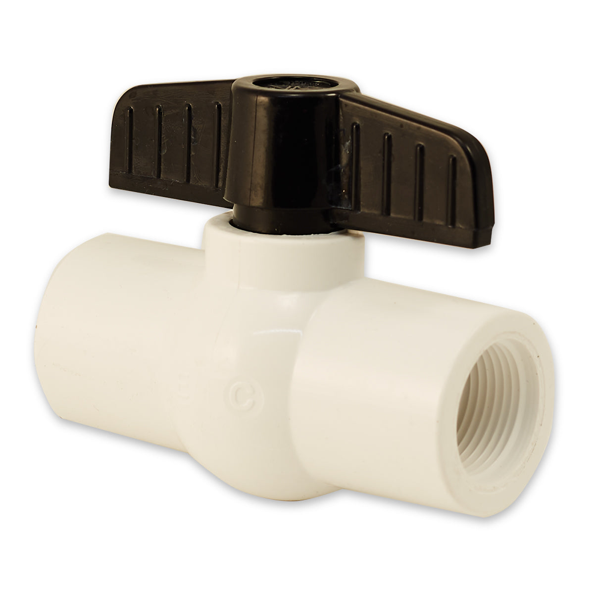"3/4"" Threaded PVC Valve"