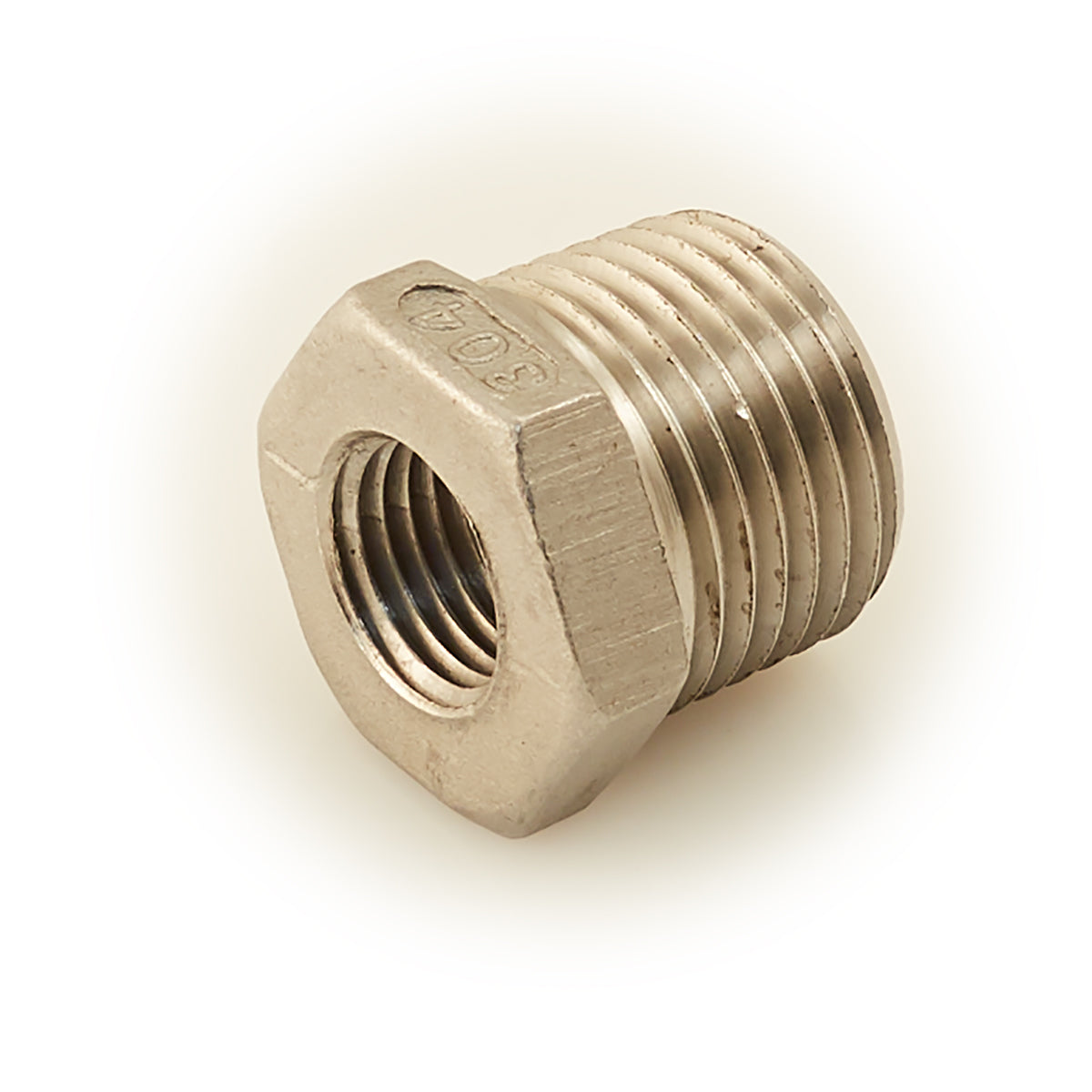 "1""x3/4"" Stainless Reducing Bushing"