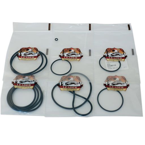 O-Ring Kit for Vertical Single Bernard Vacuum Releaser