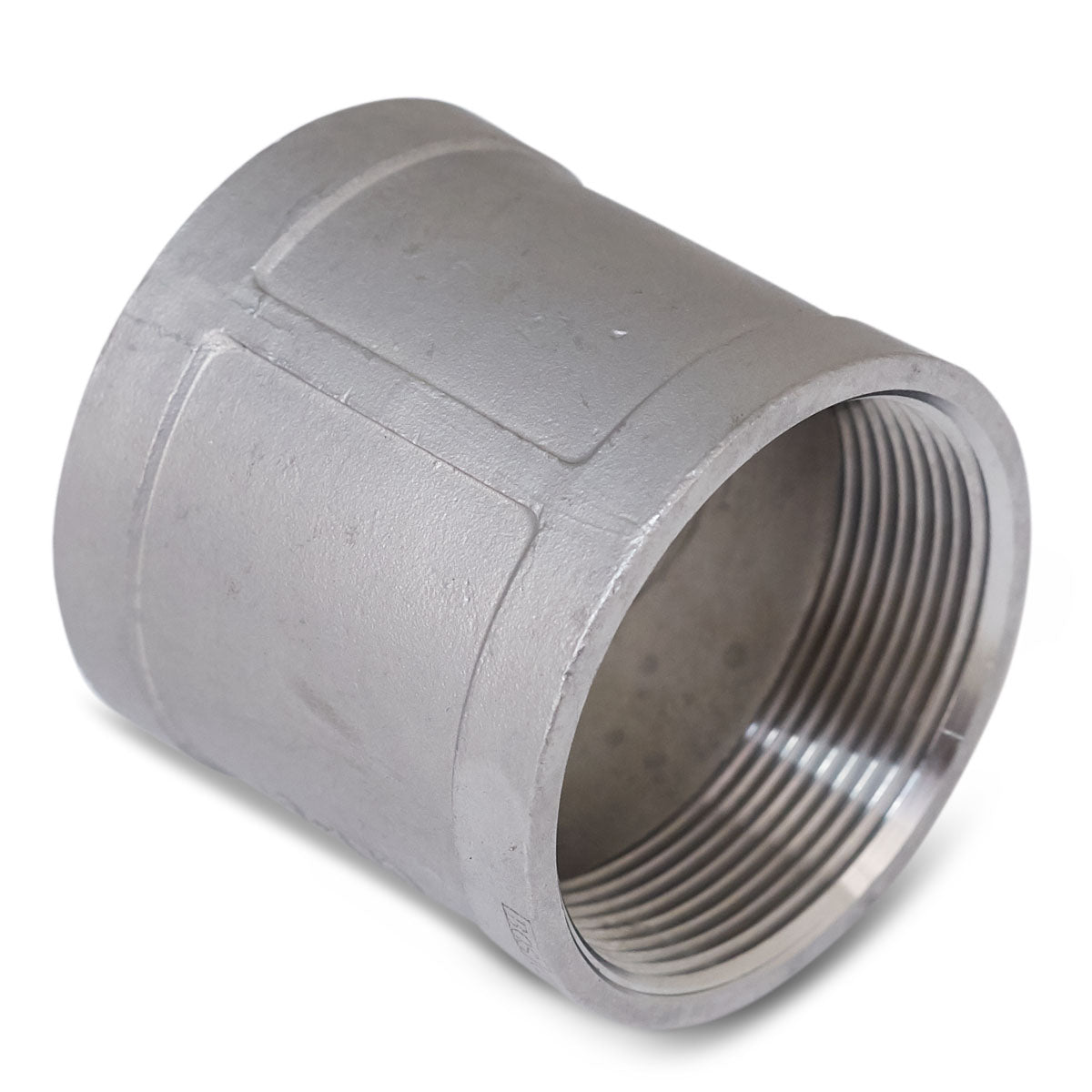 "1"" Stainless Coupling w/Female Thread"