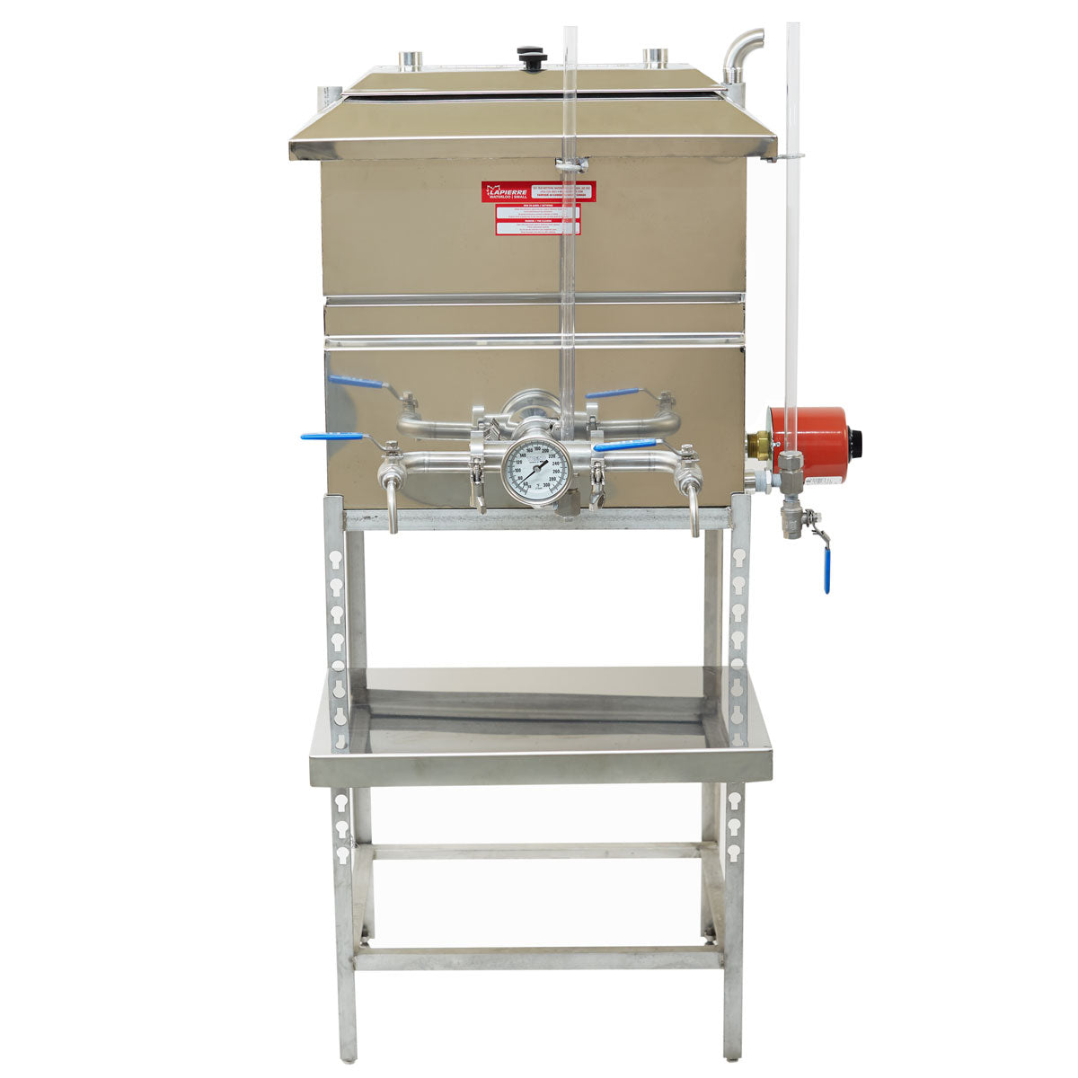 Lapierre 12 Gallon Water Jacketed Canning Unit with Stand