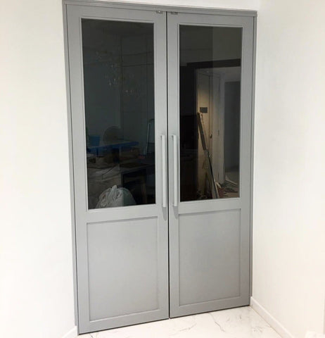 Mild  Steel Swing Door