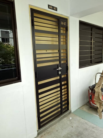 HDB Door and gate promotion