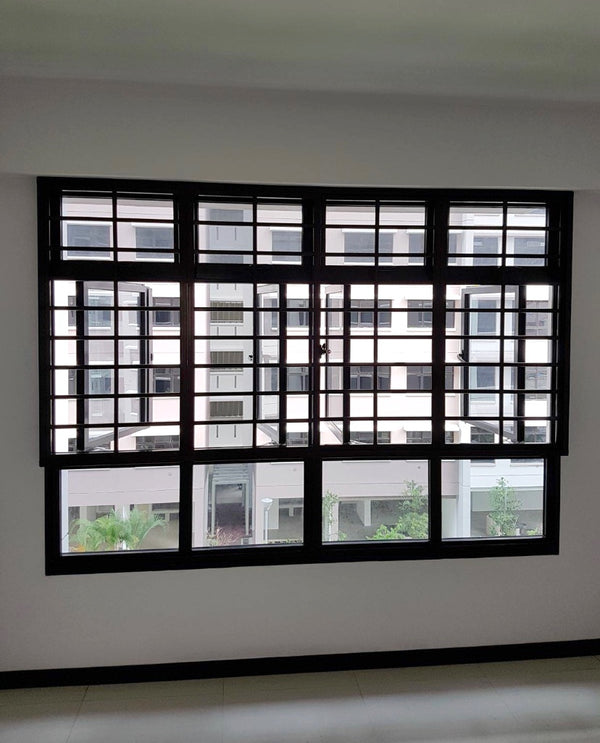 Window Grilles - AWG003 - Metal and Aluminium Fabrication
