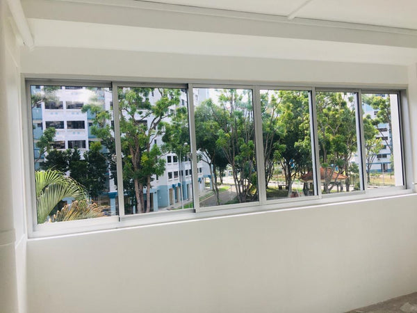 Sliding Windows - WIN001 - Metal and Aluminium Fabrication
