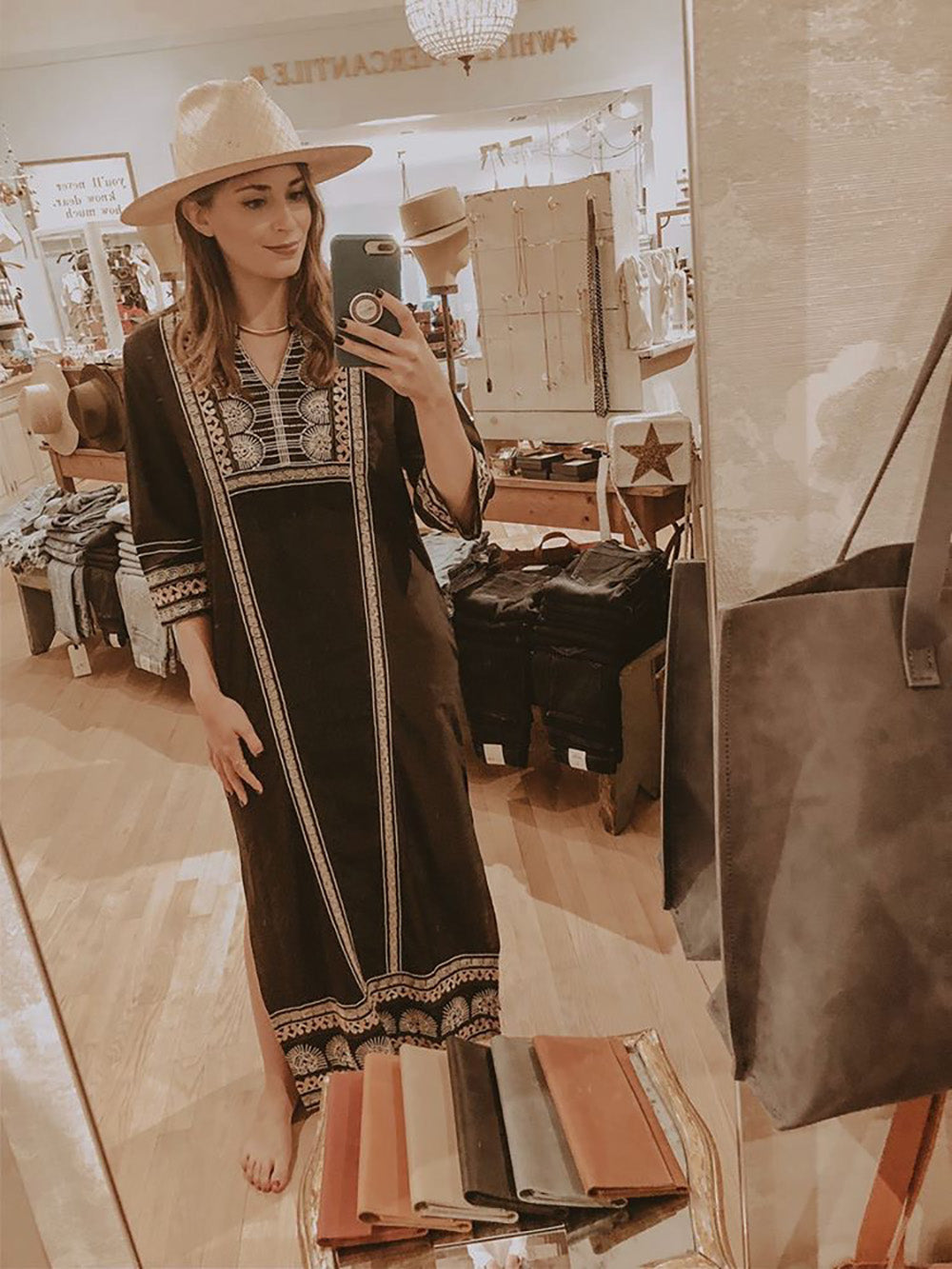 best sustainable maxi dresses