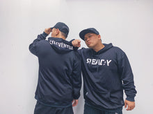 Steaday Black Hoodies