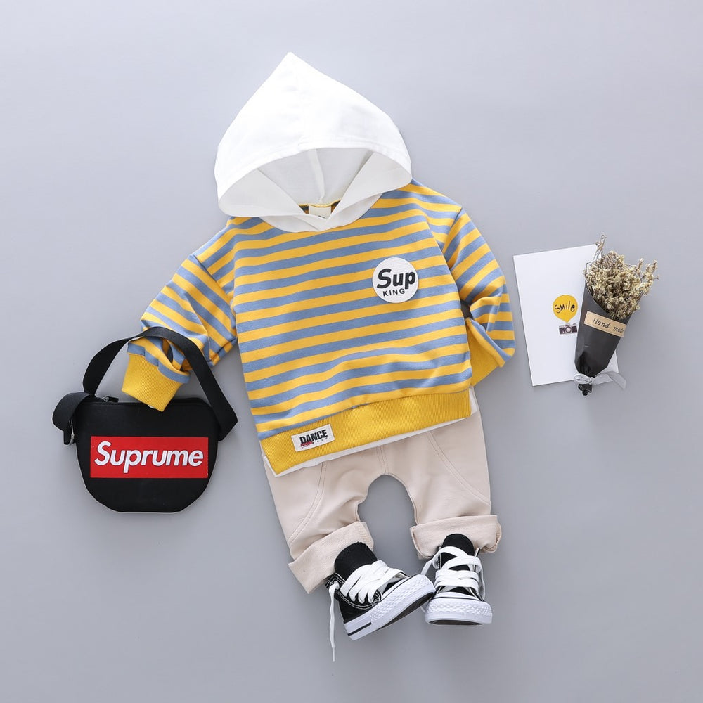 Baby clothes two-piece set