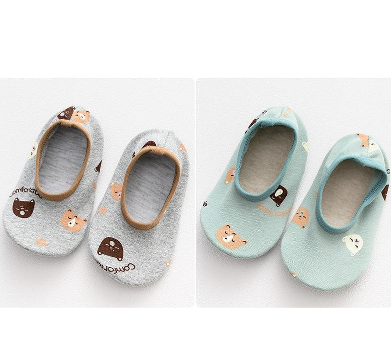 Baby shoes toddler cartoon non-slip