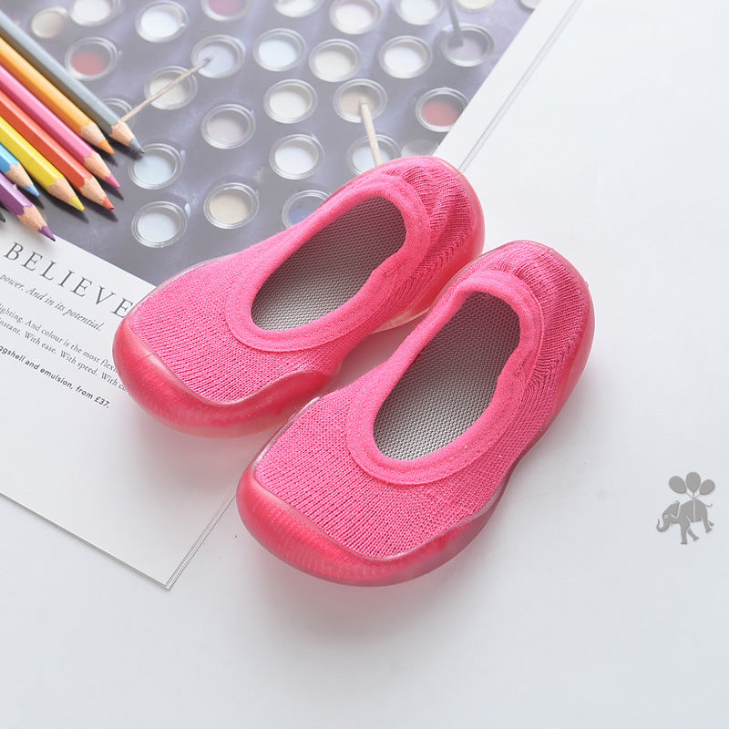 Children's shoes baby non-slip