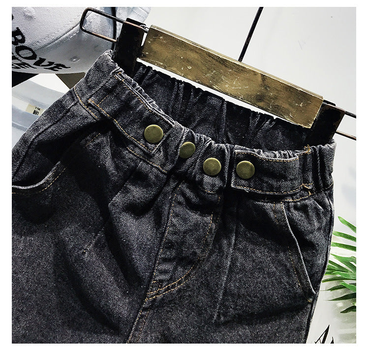 Children's jeans casual