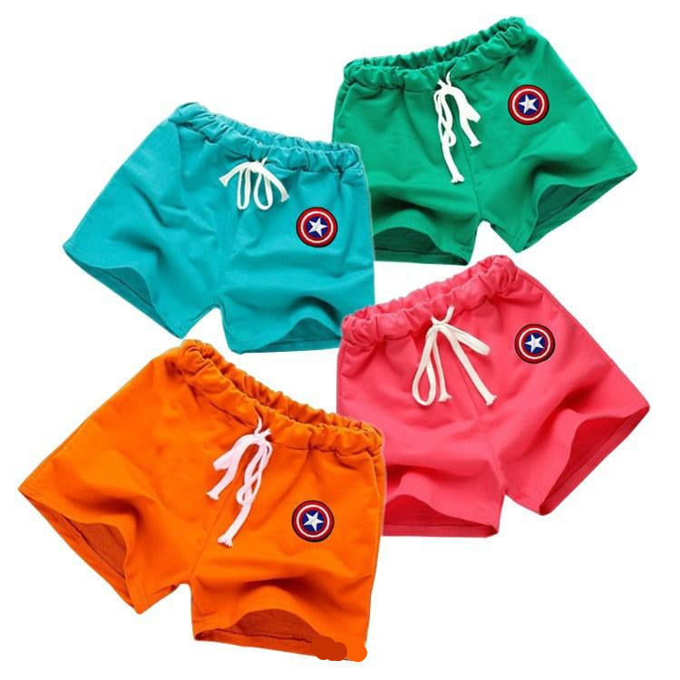 Small children's clothing sports pants casual cotton