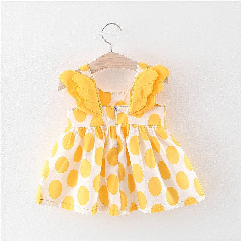 Girls dresses print
