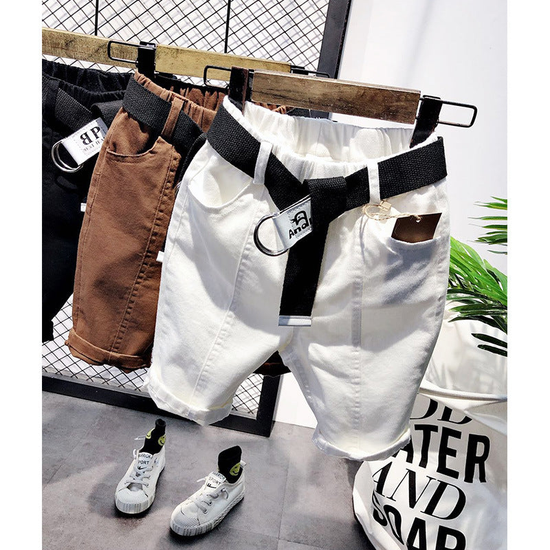 Boys casual shorts pants