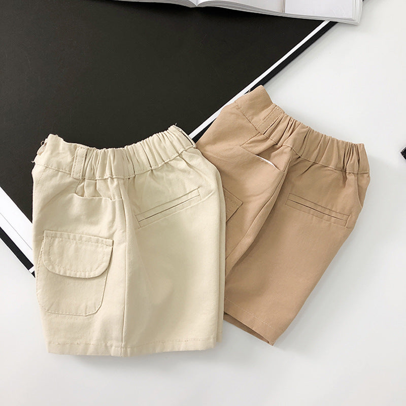 Children's clothing pants casual
