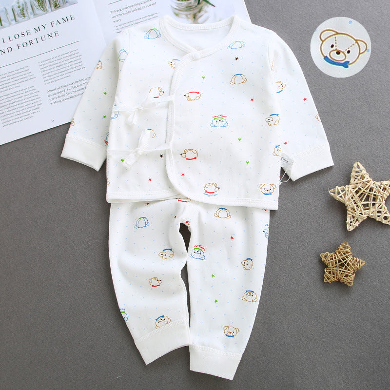 Pijama cartoon Newborn cotton