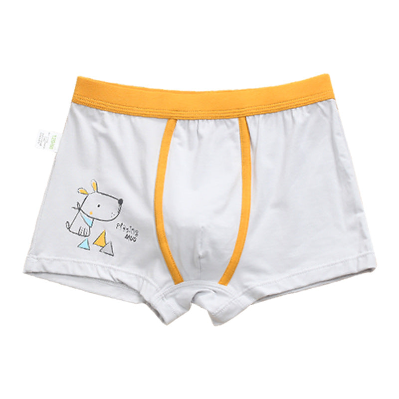 Children's underwear without seam