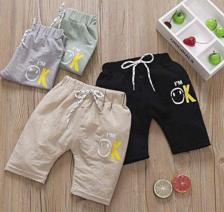 Small children's pants shorts