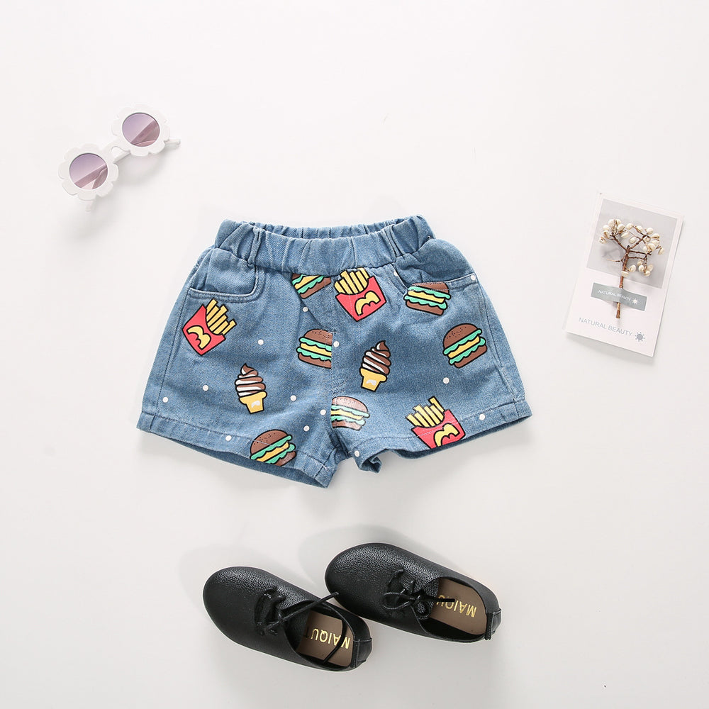 Shorts cartoon childrens