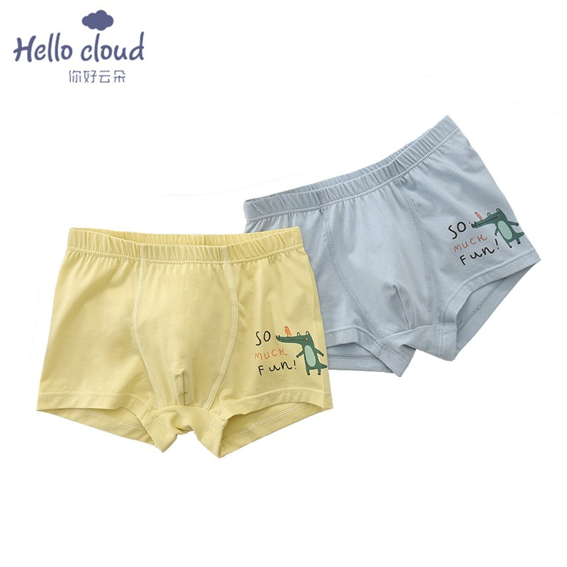 Boys underwear cotton